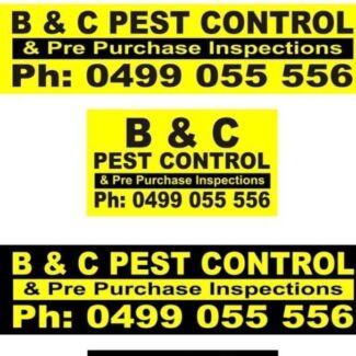 B&C Pest Control  Shellharbour Shellharbour Area Preview