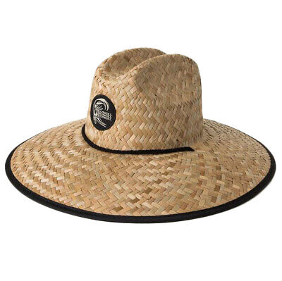 O'neill Men's Sonoma Straw Lifeguard Hat Nat Natural _DELETE_