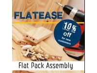 Flat pack Assembly - Fast and competitive service!