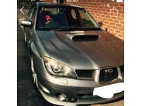 Subaru Impreza hawkeye WRX 2.5 U.K. Spec