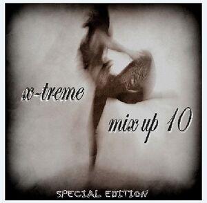 X-TREME MIX UP 10 - 2015 CD - NEW CLUB REMIXES - 15x TRACKS (DANCE/HOUSE)