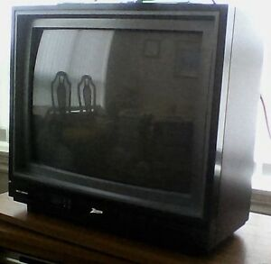 """20"""" Zenith TV with Remote and Analog Antenna"""