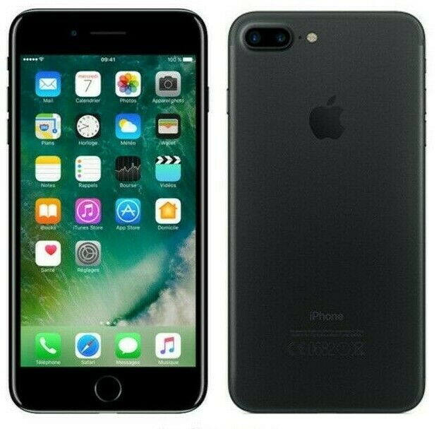 Apple iPhone 7 Plus 32GB Black Unlocked Great Condition