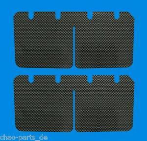 CHAO Carbon Membrane für KF2 & KF3 Pavesi Kart  0,32mm-Hard Stage3