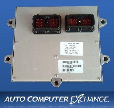 2006 DODGE RAM TRUCK 2500 3500 5.9L CUMMINS DIESEL # 4931973 ECM ECM COMPUTER