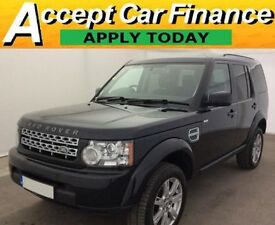 Land Rover Discovery 4 FROM £98 PER WEEK!