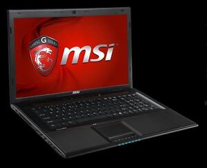MSI GP70 Leopard Gaming Laptop Mint Condition