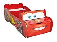 Disney Cars Lightning McQueen Toddler Bed