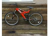Trax adults mountain bike