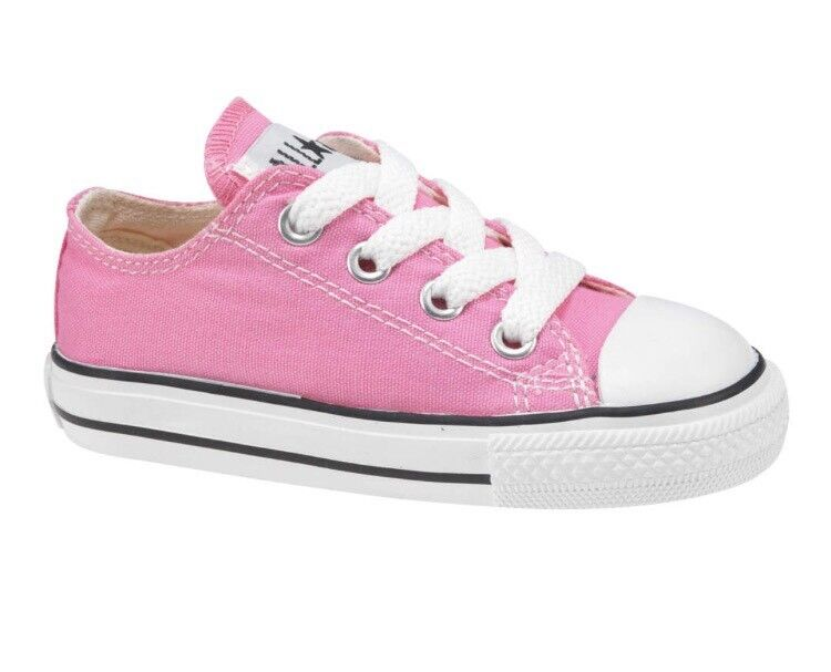 Converse All Star Trainers, Pink size 6,5. (39,5)