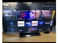 "46"" Sony Bravia full HD SLIMLINE with smart box"