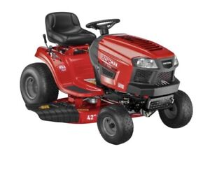 Any type of lawn mower