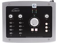 Audient iD-22 Audio Interface PC Mac Sound Card USB Optical ADAT DSP Mixer