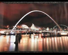 Night on the Tyne Photo