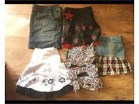 Mini skirt bundle VGC hardly worn