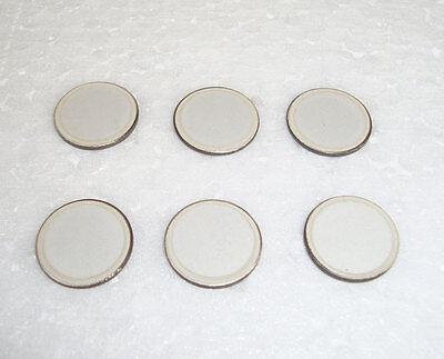 5pcs 16mm Ultrasonic Mist Maker Fogger Ceramics Discs For Humidifier Parts K