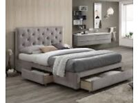 King size bed (brand new£