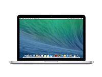 Apple laptop MacBook Pro 750GB 16GB of RAM (Good Condition)