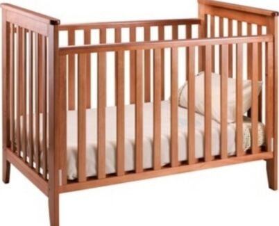 Mothers Choice 2in1 Cot Toddler Bed