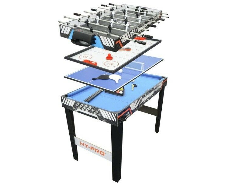 All In One Games Table... Pool, Air Hockey, Table Tennis And