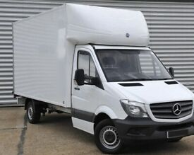 Man and a Luton Van (London) - £25 per hour