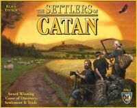 Wanted: Settlers of Catan board game