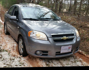 2007 Chevrolet Aveo-needs motor work