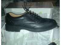City knights safety shoes