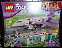 Lego Friends 41109 L'aéroport d'Heartlake City Neuf Scellé BNIB