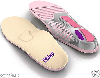 Spenco für Sie Totaler Halt Wandern Schuheinlagen #4 Damen Größe UK 11, 11.5,