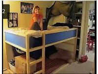 FREE single bunk bed