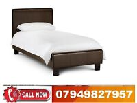 MEAK Single Leather Base / Bedding