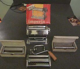 Pasta Making Machine Imperia sp150