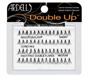 ARDELL DOUBLE UP DOUBLE WISPIES EYELASHES SET