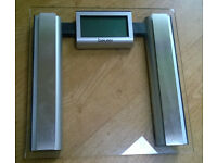 Beurer BG 39 Fat Body Analysing Glass Scales