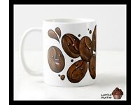 Coffee Mug Birthday Gift Idea For Every Lovers By Muffin