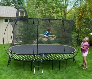 Looking for spring free trampoline