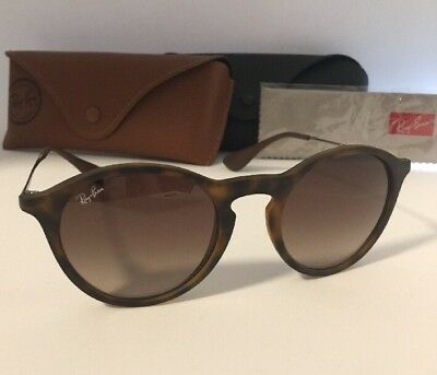 65749bb11e RAY-BAN AUTHENTIC UNISEX SUNGLASSES(RB 4243 865 13)49 20