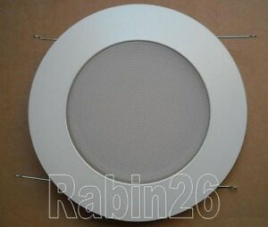 Recessed shower light ebay 6 inch recessed can light shower trim glass milky frosted lens white mozeypictures Images