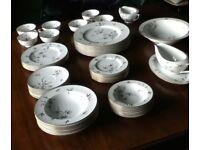 Vintage Noritake 'Cho Cho San' Tea and Dinner Service