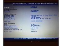 New Cf53 toughbook Panasonic laptop