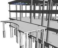Structural 2D / 3D Drafting Services