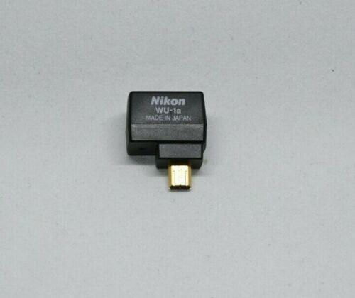 Nikon WU-1a Wireless Mobile Adapter D3200 D3300 D7100 D5200 Df P520