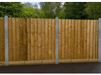 Fencing service with 1-5 years warranty