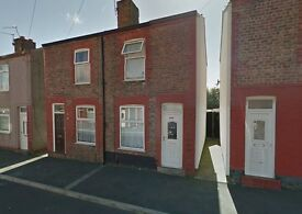 2 Bedroom House in Wallasey to rent let £450 pcm