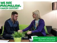 Macmillan Cancer Information and Support Volunteers Wanted