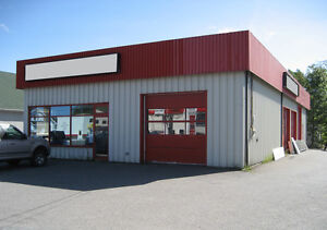 MULTI-USE COMMERCIAL BUILDING, HIGH TRAFFIC LOCATION-NEW MINAS