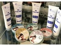 Professional hair wax for barber shops