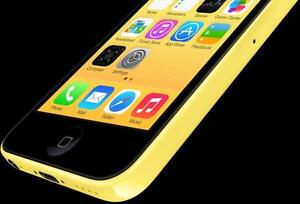Apple iPhone 5C, Yellow, 16 GB, UNLOCKED, A GRADE CONDITION, ALREADY DISCOUNTED PRICE, BEST IN TOWN