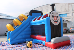 Thomas the tank engine castle hire Chester Hill Bankstown Area Preview